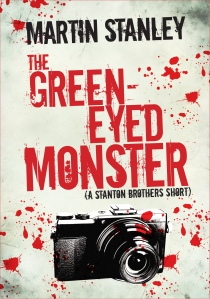 The Green-eyed Monster Cover